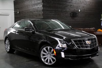 2019 Cadillac ATS 2.0L Turbo Luxury (Black Raven)