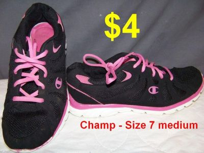 Champ Shoes - In Great Condition - Womens Size 7 Medium