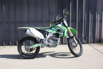 2015 Kawasaki KX 250F Motocross Motorcycles Franklin, OH