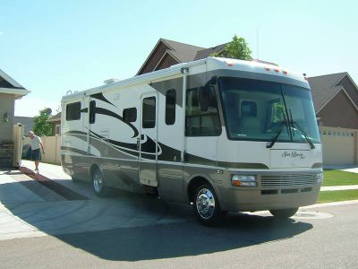 2006 National RV Sea Breeze LX 8321LX