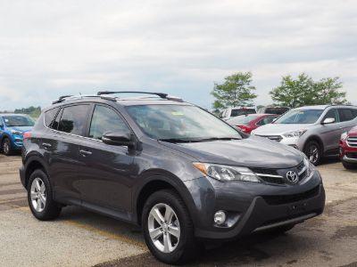 2013 Toyota RAV4 XLE (Magnetic Gray Metallic)