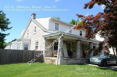3 bedroom in Broomall