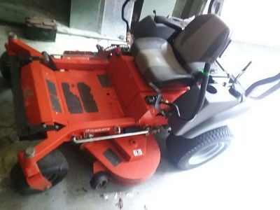 MOWER HUSQVARNA MZT52 COMMERCIAL, MINT CONDITION, ONLY ...