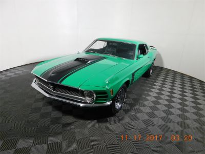 1970 Ford Mustang GT