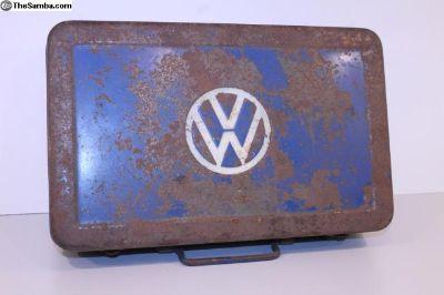Hazet VW Square Blue Tool Box