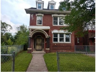 6 Bed 2 Bath Foreclosure Property in Detroit, MI 48206 - Tuxedo St