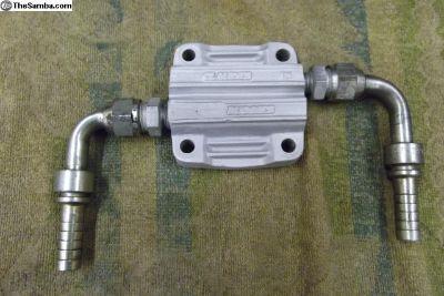 CB oil pump maxi cover
