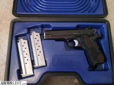 For Sale/Trade: Dan Wesson Guardian 1911 in 9mm
