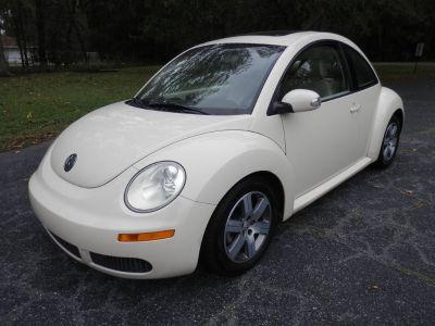 2006 Volkswagen New Beetle TDI (Tan)