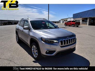 2019 Jeep Cherokee Latitude Plus 4x4 (silver)