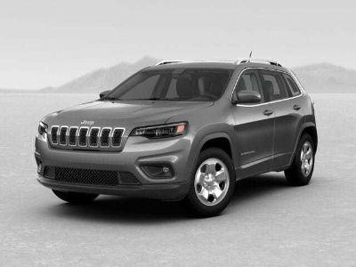 2019 Jeep Cherokee LATITUDE FWD (Billet Silver)