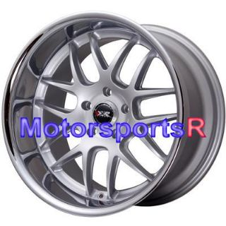 Buy 20 XXR 526 Silver Rims Staggered Wheels Stance 03 04 06 07 Infiniti G35 Coupe S motorcycle in Rancho Cucamonga, California, US, for US $888.00
