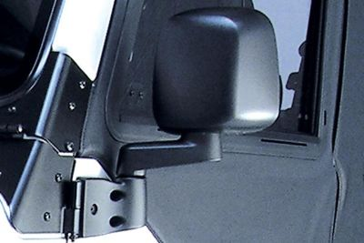 Find Rugged Ridge 11002.09 - 2003 Jeep Wrangler Black Side Mirrors motorcycle in Suwanee, Georgia, US, for US $159.99