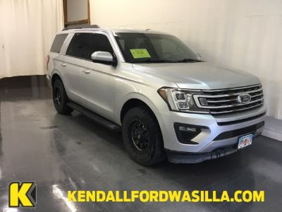 2018 Ford Expedition XLT 4X4 (Ingot Silver Metallic)