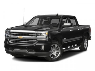 2016 Chevrolet Silverado 1500 High Country (Siren Red Tintcoat)