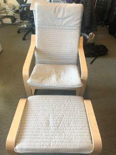 Ikea Poang Draaifauteuil.Ikea Armchair For Sale Classifieds Claz Org
