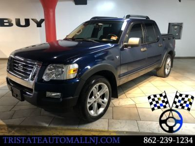 2008 Ford Explorer Sport Trac XLT (Blue)