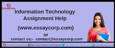 Best offer on information technology assignment Help
