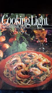 COOKING LIGHT COOKBOOKS from 1990 to 1993