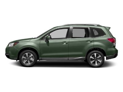 2018 Subaru Forester 2.5i Limited (Jasmine Green Metallic)