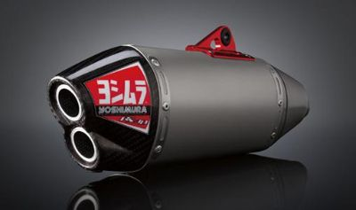 Find Yoshimura RS-4D Titanium/Titanium Full Exhaust 2007-2012 Yamaha YZ250F Dirt Bike motorcycle in Ashton, Illinois, US, for US $882.87