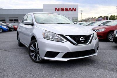 2019 Nissan Sentra S (k23/brilliant silver)