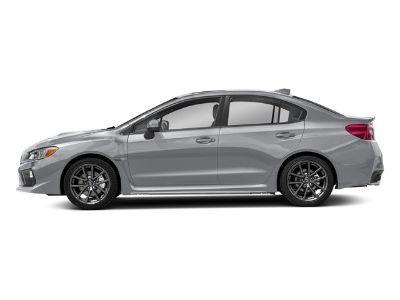 2018 Subaru WRX Limited (Ice Silver Metallic)