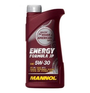 Sell Mannol MN Energy Formula JP 5W-30 Full Synthetic Motor oil 1 Litter (1qt) motorcycle in Sarasota, Florida, United States, for US $9.99