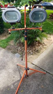 Fishing lights or light stand