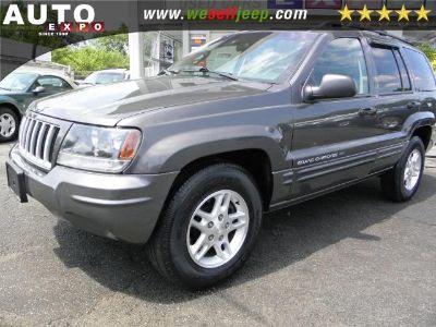 2004 Jeep Grand Cherokee Special Edition (Graphite Metallic)