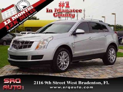 Certified Pre-Owned 2010 Cadillac SRX for sale
