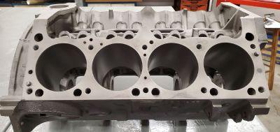 Small Block Chrysler 360 Block, 408, 410, 414, 416, 422, Dar