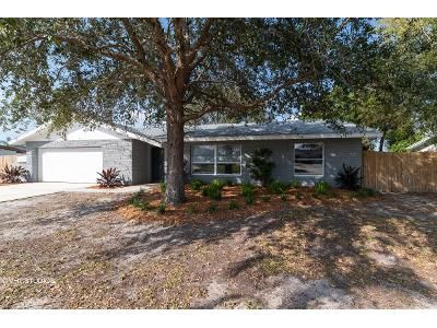 4 Bed 2 Bath Foreclosure Property in Melbourne, FL 32935 - Lime Dr