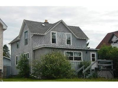 3 Bed 2 Bath Foreclosure Property in Two Harbors, MN 55616 - 11th Ave
