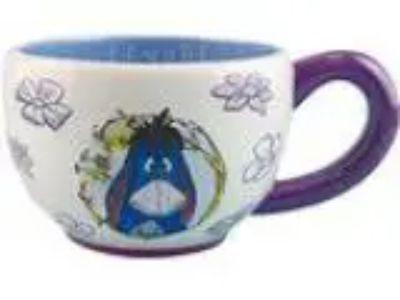 Westland Giftware Eeyore Ceramic Teacup oz Multicolor