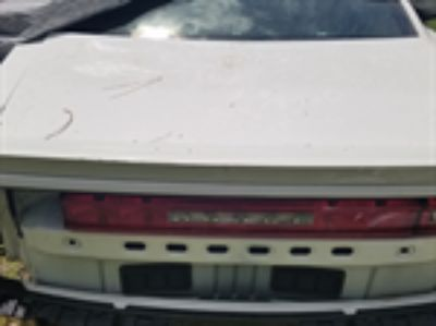 Parts For Sale: Dodge Challenger Trunk Door