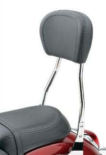 "Sell Cobra Round Tall 17"" Sissy Bar Chrome (02-7968) motorcycle in Holland, Michigan, United States, for US $254.00"