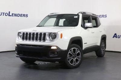 2016 Jeep Renegade (Alpine White)