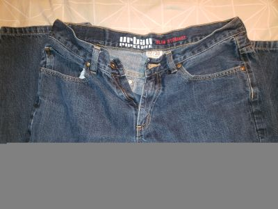 Urban Pipeline 32x30 Slim Straight Jeans