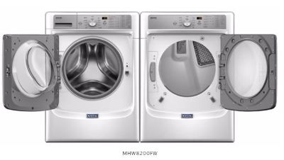 Washer + Dryer - #1 Rated - Like New! - Huge Capacity (4.5 cf)