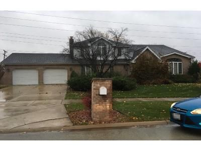 4 Bed 2 Bath Preforeclosure Property in Tinley Park, IL 60477 - Queen Mary Ln