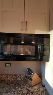 GE PROFILE CONVENTION OVEN/MICROWAVE
