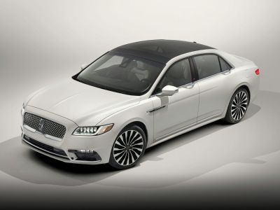 2017 Lincoln Continental Select ()