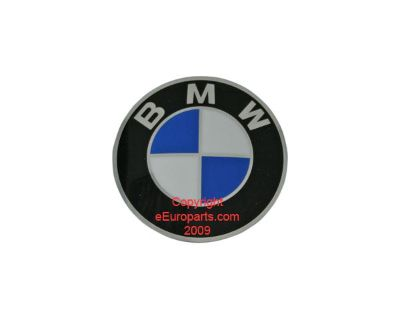 Sell NEW Genuine BMW Wheel Emblem (65 mm) 36131181080 motorcycle in Windsor, Connecticut, US, for US $11.20