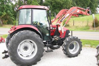 2008 Case JX95 Tractor