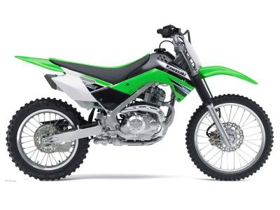 2012 Kawasaki KLX 140L Competition/Off Road Motorcycles North Reading, MA