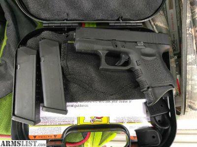 For Sale: Glock 26 Gen 3!