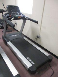 (2) Spirit CT850 Treadmills RTR # 8023144-02