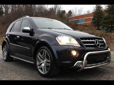 Used 2010 Mercedes-Benz M-Class ML63 AMG, 71,204 miles