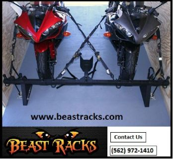 Buy Wall Bike Rack For Two Bikes Online - Beast Racks Store